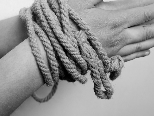 binding-thoughts-hands-tied