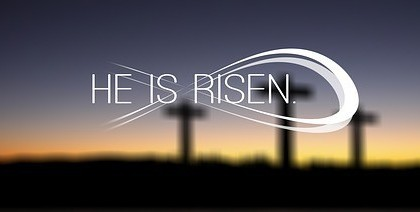 He Is Not Here-He Has Risen-Just As He Said