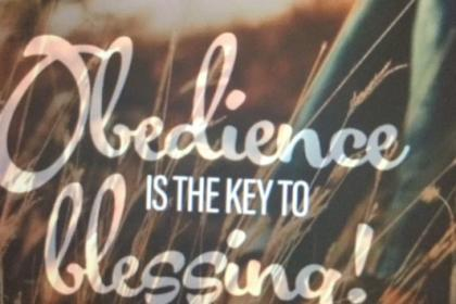God's Promised Blessings Are Commanded Upon You